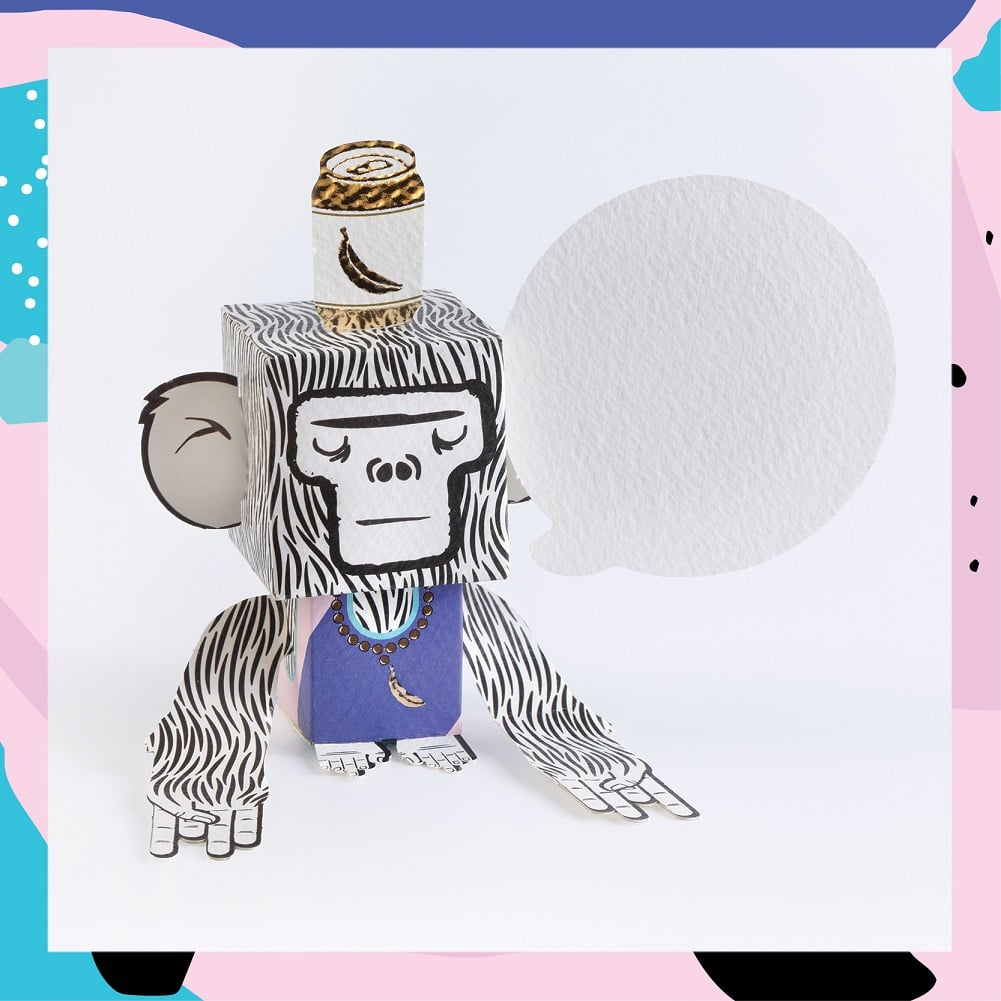 Shanti Monkey