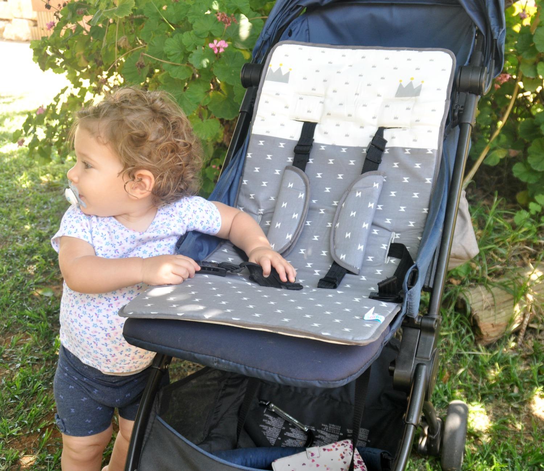 ריפודיות מזרן לעגלת תינוק