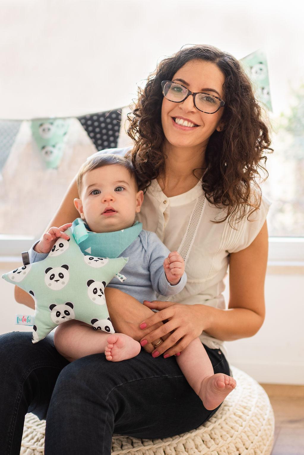 איילת בן גור מתנה לתינוק