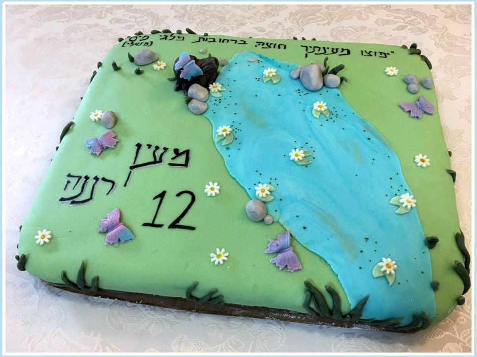 עוגה מעוצבת 11