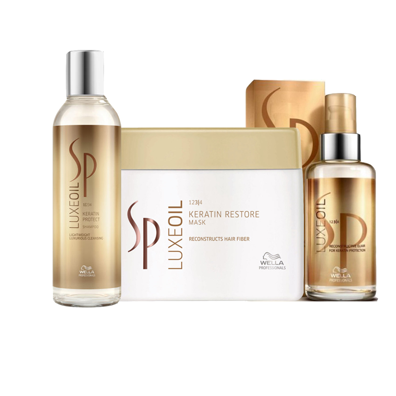Wella SP Luxe Oil Kit