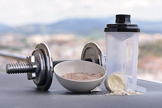 אבקות חלבון בזול