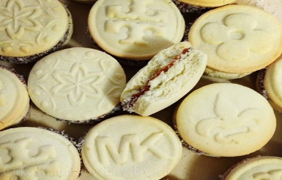 עוגיות אלפחורס ממותגות