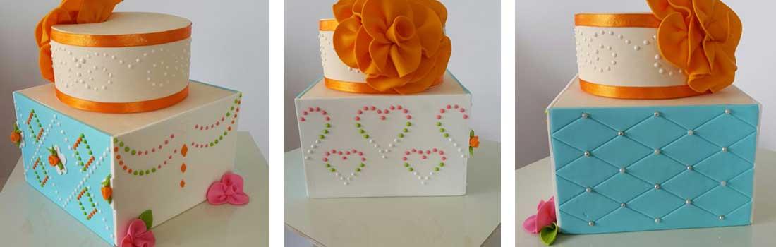 DOTS CAKE TEXTURE