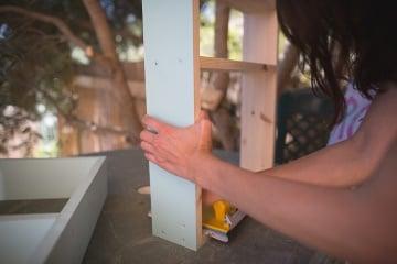 סדנאות נגרות ויצירה בסטודיו בריבוע במושב אמירים שבגליל