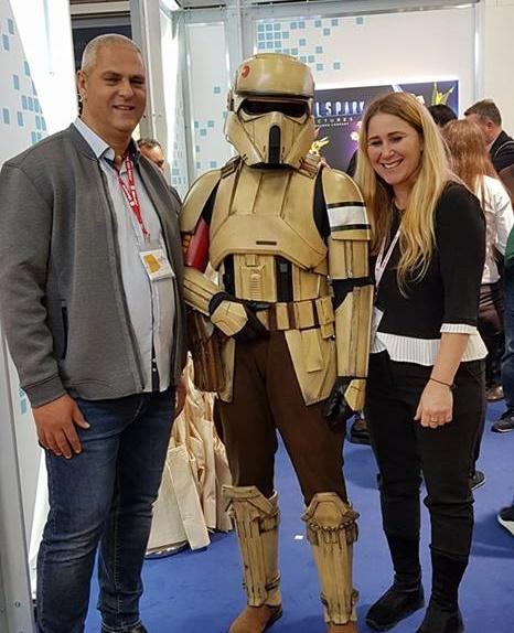 ביקור בתערוכת הצעצועים הגדולה בעולם 2018 Spielwarenmesse