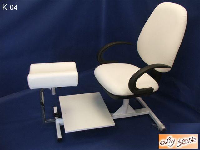 כיסא פדיקור משולב