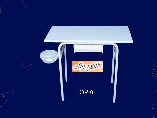 שולחן מגירה לבניית ציפורניים