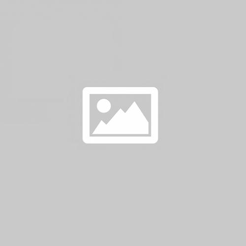 מושב אסלה מרופד מדוגם לבן
